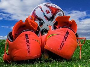 Älska fotboll och träning!